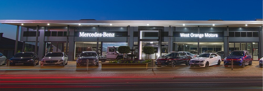 Welcome to West Orange Mercedes-Benz